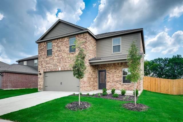 1436 Park Trails Boulevard, Princeton, TX 75407 (MLS #14238587) :: The Kimberly Davis Group