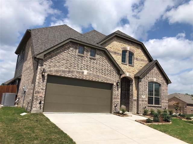 2108 Burke Drive, Princeton, TX 75407 (MLS #14238625) :: The Kimberly Davis Group