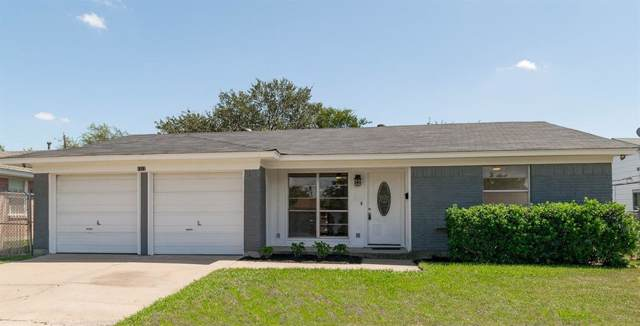 1312 Alta Vista Street, Mesquite, TX 75149 (MLS #14238627) :: All Cities Realty