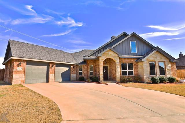 6617 Tradition Drive, Abilene, TX 79606 (MLS #14238647) :: RE/MAX Pinnacle Group REALTORS