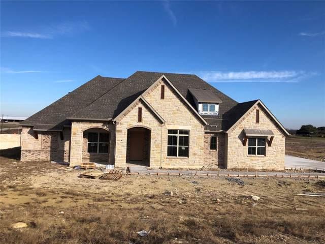 284 Bearclaw Circle, Aledo, TX 76008 (MLS #14238648) :: Team Hodnett