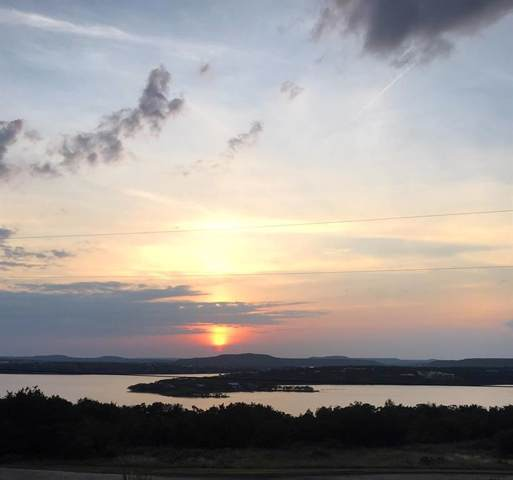 Lot 132 Bay Hill Drive, Possum Kingdom Lake, TX 76449 (MLS #14238657) :: The Kimberly Davis Group