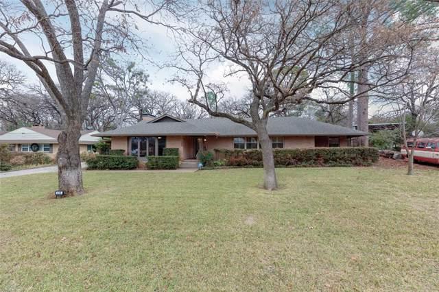613 Westview Terrace, Arlington, TX 76013 (MLS #14238667) :: Robbins Real Estate Group