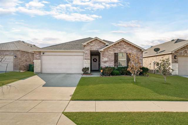 14709 Sawmill Drive, Little Elm, TX 75068 (MLS #14238669) :: Van Poole Properties Group