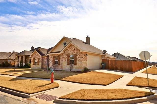 301 Southlake Drive, Abilene, TX 79602 (MLS #14238681) :: RE/MAX Town & Country