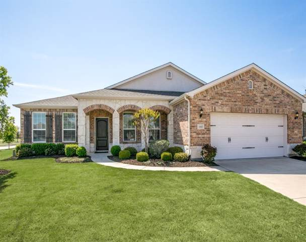 6817 Kenway Drive, Frisco, TX 75036 (MLS #14238684) :: Robbins Real Estate Group