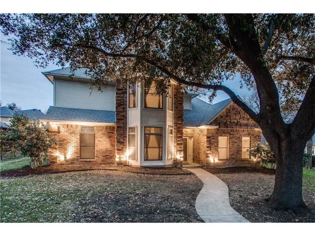 2710 Devonshire Drive, Carrollton, TX 75007 (MLS #14238714) :: Tenesha Lusk Realty Group