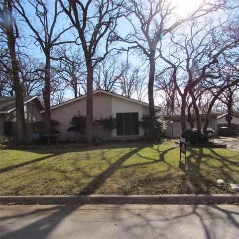 3416 Bristol Drive, Arlington, TX 76013 (MLS #14238748) :: Tenesha Lusk Realty Group