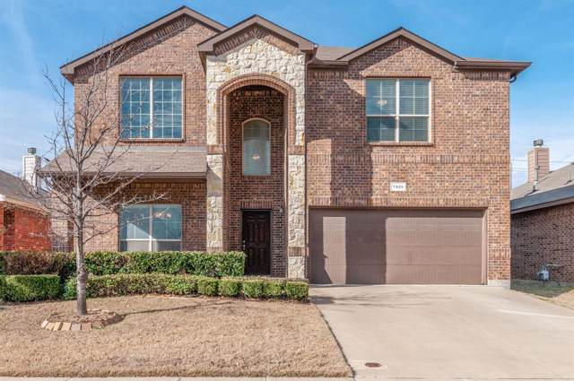 7929 Wildwest Drive, Fort Worth, TX 76131 (MLS #14238751) :: The Real Estate Station