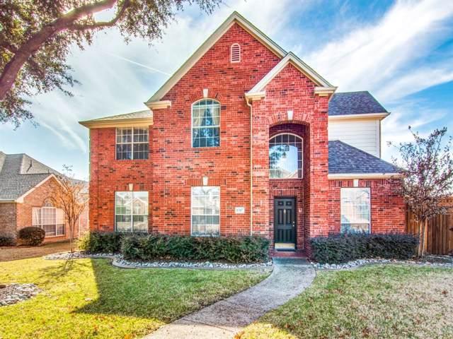 8517 Wildcreek Drive, Plano, TX 75025 (MLS #14238770) :: Hargrove Realty Group