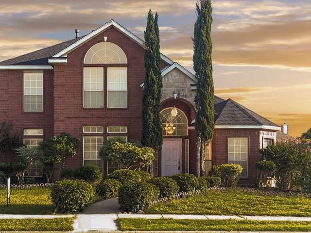 1824 Crabapple Court, Allen, TX 75002 (MLS #14238781) :: Tenesha Lusk Realty Group