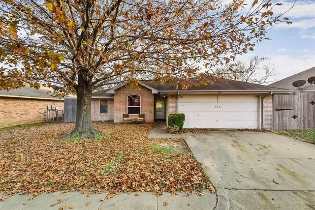 406 Mara Lane, Red Oak, TX 75154 (MLS #14238784) :: The Good Home Team
