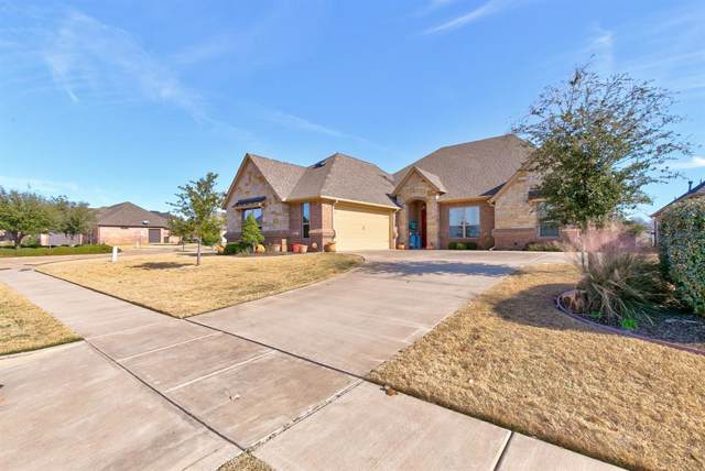 1601 Harbor Lakes Drive, Granbury, TX 76048 (MLS #14238807) :: Real Estate By Design