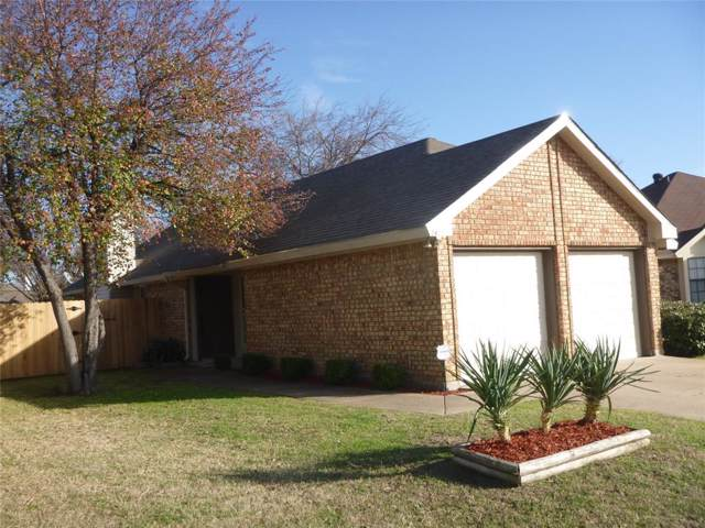 5611 Eagle Trace Drive, Arlington, TX 76018 (MLS #14238811) :: RE/MAX Town & Country