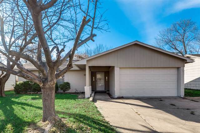 3707 Concord Circle, Balch Springs, TX 75180 (MLS #14238814) :: All Cities Realty