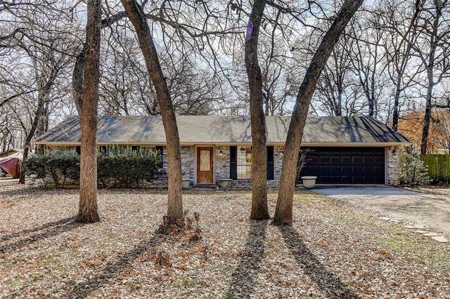307 Ranch Road, Krugerville, TX 76227 (MLS #14238821) :: The Kimberly Davis Group