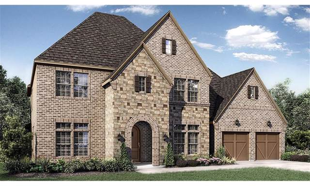2209 Grafton Lane, Mckinney, TX 75071 (MLS #14238837) :: Potts Realty Group