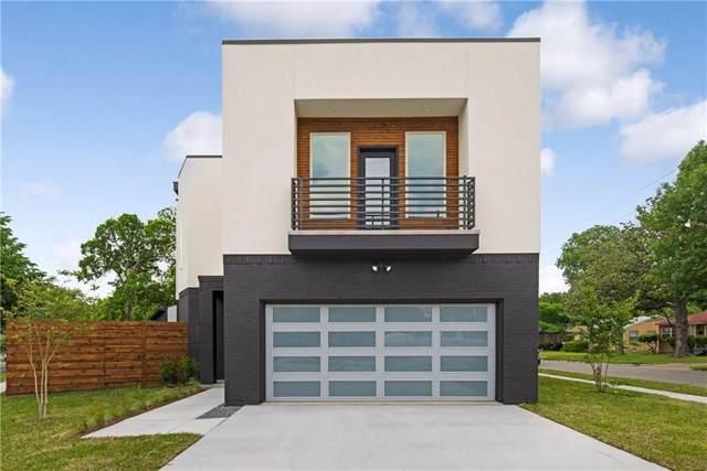 4625 Weldon Street, Dallas, TX 75204 (MLS #14238843) :: All Cities Realty