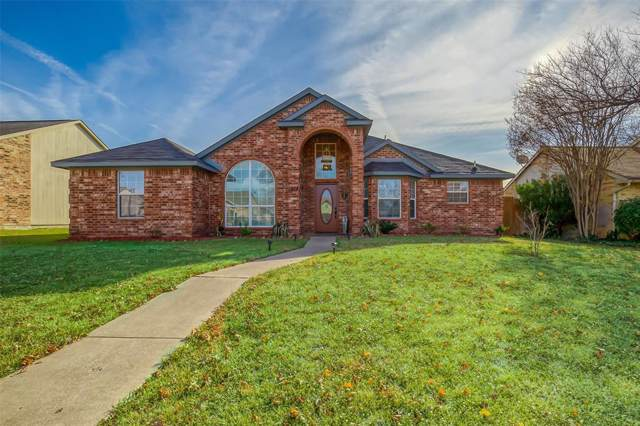 1914 Robert Jones Drive, Mesquite, TX 75150 (MLS #14238845) :: All Cities Realty