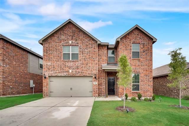 5949 Obsidian Creek Drive, Fort Worth, TX 76179 (MLS #14238852) :: Tenesha Lusk Realty Group