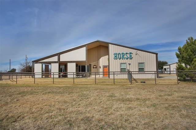 2350 Dennis Road, Weatherford, TX 76087 (MLS #14238860) :: Robbins Real Estate Group
