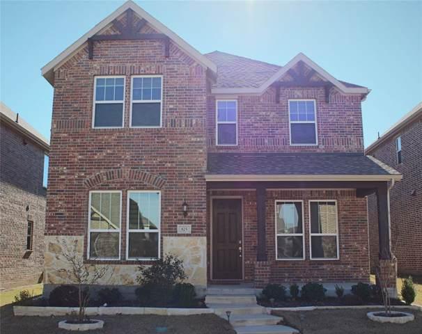 825 Birdie Drive, Allen, TX 75013 (MLS #14238861) :: Tenesha Lusk Realty Group