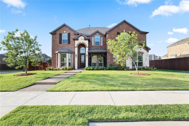 3030 Mcgregor Drive, Frisco, TX 75033 (MLS #14238867) :: Tenesha Lusk Realty Group