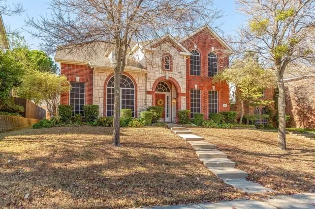 1383 Calistoga Drive, Rockwall, TX 75087 (MLS #14238872) :: Vibrant Real Estate