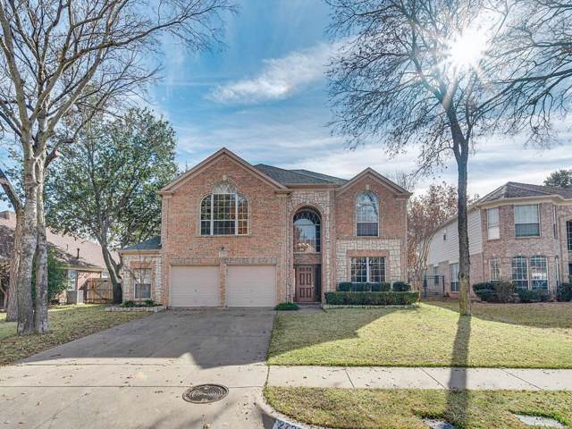 2729 Lakeside Drive, Burleson, TX 76028 (MLS #14238874) :: All Cities Realty