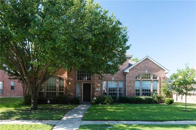 1415 Constellation Drive, Allen, TX 75013 (MLS #14238900) :: The Kimberly Davis Group