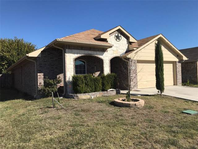 3137 Royal Crest Drive, Fort Worth, TX 76140 (MLS #14238914) :: RE/MAX Town & Country