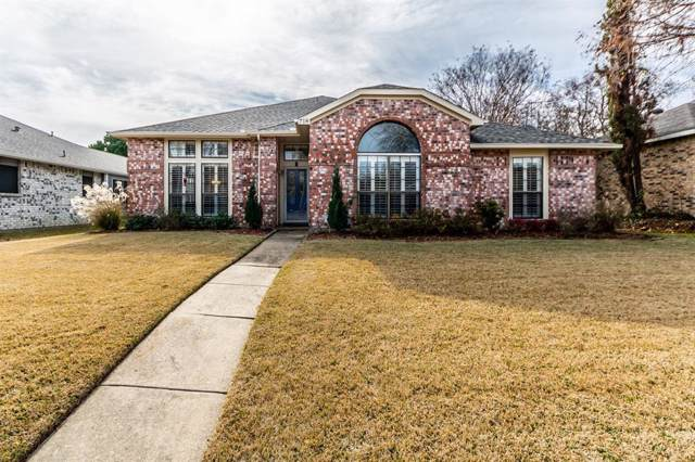 718 Big Thicket Trail, Mesquite, TX 75149 (MLS #14238938) :: All Cities Realty
