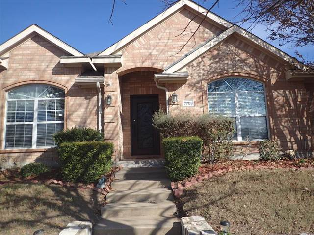 7708 Pleasant Valley Trail, Mckinney, TX 75070 (MLS #14238943) :: Tenesha Lusk Realty Group