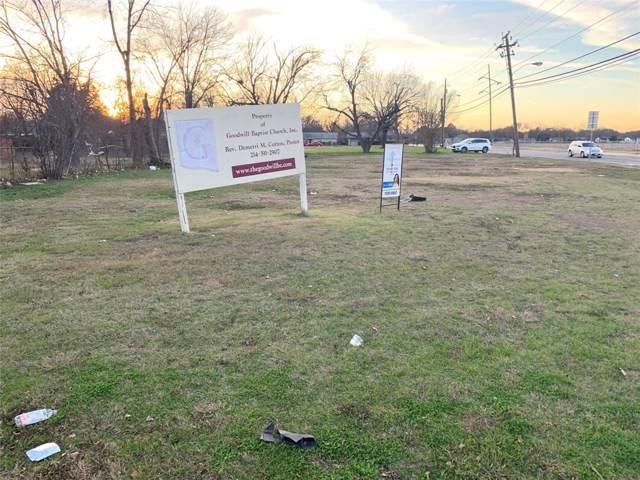 451 N Jim Miller Road, Dallas, TX 75217 (MLS #14238945) :: Van Poole Properties Group
