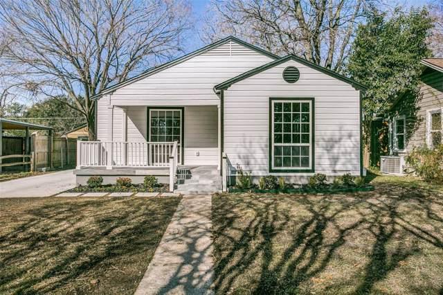 8643 San Fernando Way, Dallas, TX 75218 (MLS #14238949) :: Vibrant Real Estate