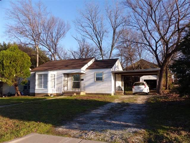 104 NE Haskew Street, Burleson, TX 76028 (MLS #14238966) :: Tanika Donnell Realty Group