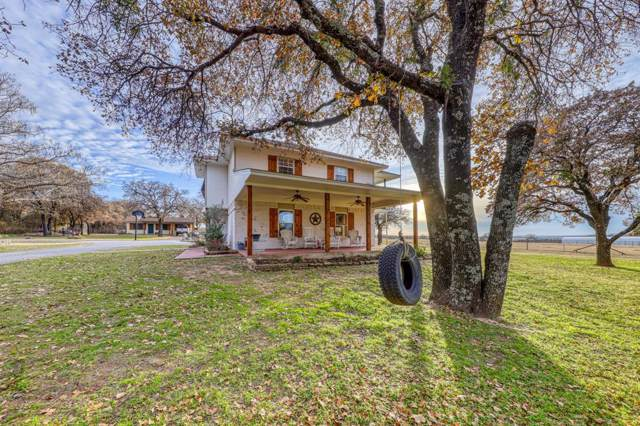 909 Grindstone Road, Brock, TX 76087 (MLS #14238972) :: RE/MAX Landmark
