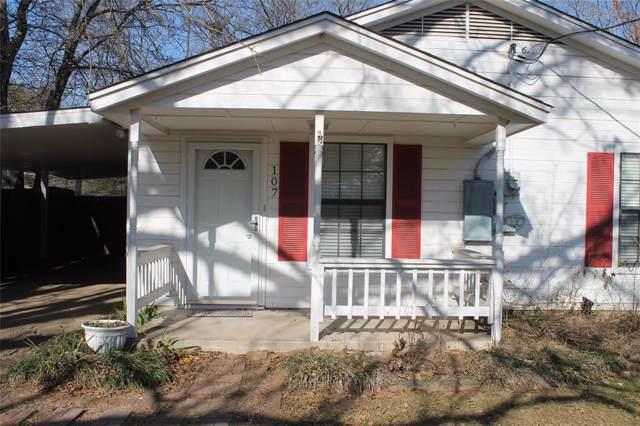 107 Bateman Street, Edgewood, TX 75117 (MLS #14238976) :: Real Estate By Design