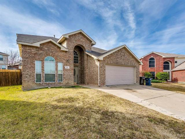 400 Westmere Court, Fort Worth, TX 76108 (MLS #14238982) :: The Chad Smith Team