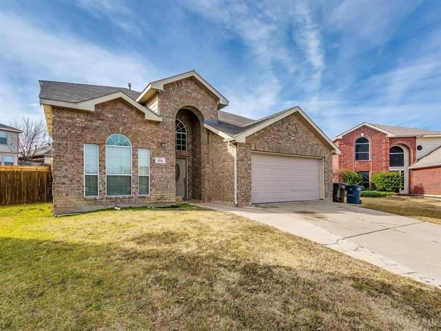 400 Westmere Court, Fort Worth, TX 76108 (MLS #14238982) :: Team Tiller