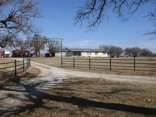 651 Jeffries Road, Bowie, TX 76230 (MLS #14238985) :: Van Poole Properties Group