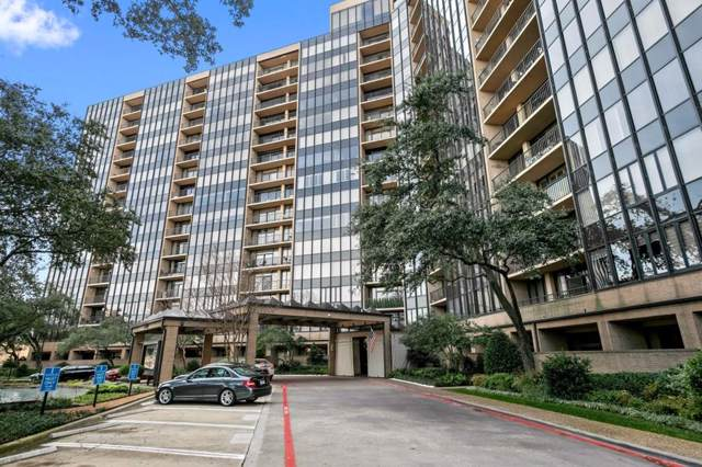 5200 Keller Springs Road #517, Dallas, TX 75248 (MLS #14239001) :: The Mitchell Group