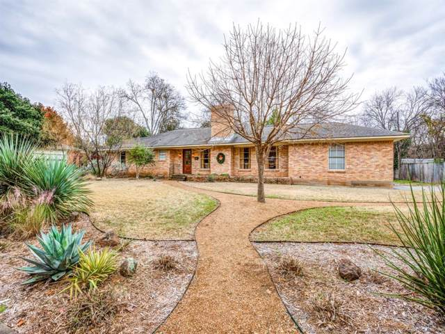 4126 Creekdale Drive, Dallas, TX 75229 (MLS #14239002) :: The Mitchell Group