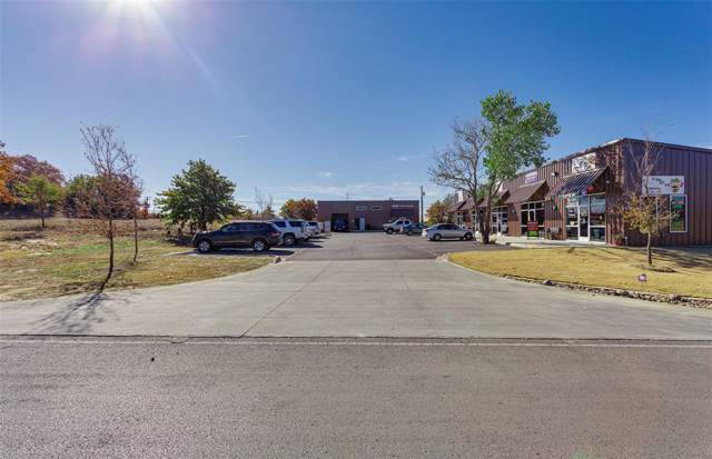 416 Commerce Street, Azle, TX 76020 (MLS #14239003) :: The Hornburg Real Estate Group