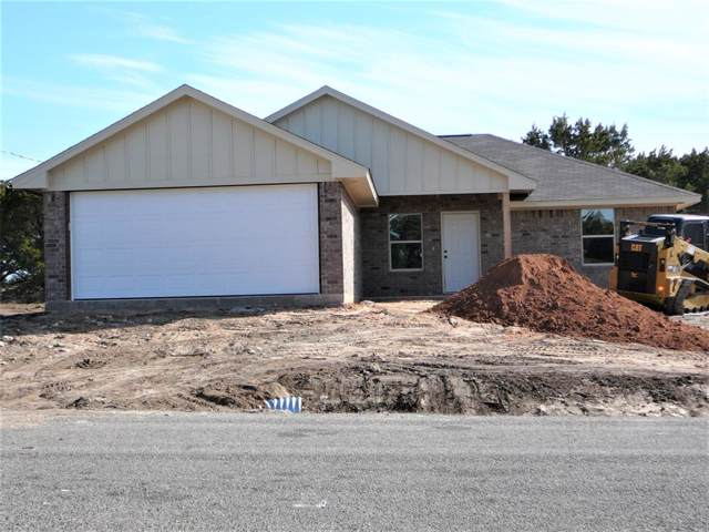617 Pluto Street, Granbury, TX 76049 (MLS #14239016) :: Robbins Real Estate Group