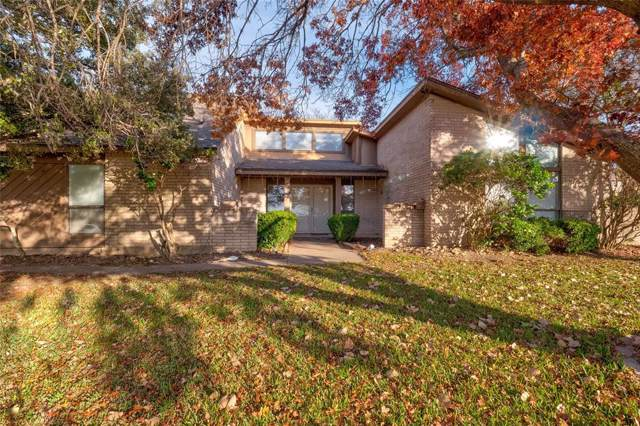 9625 Old Granbury Road, Crowley, TX 76036 (MLS #14239017) :: RE/MAX Town & Country