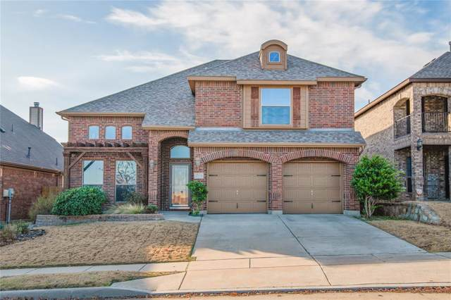 12536 Saratoga Springs Circle, Fort Worth, TX 76244 (MLS #14239024) :: The Kimberly Davis Group