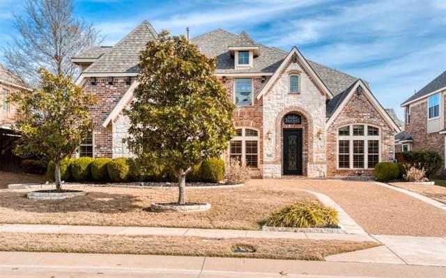 840 Summerfield, Prosper, TX 75078 (MLS #14239030) :: Tenesha Lusk Realty Group