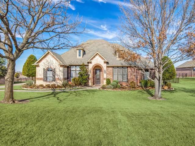6226 Coastal Drive, Celina, TX 75071 (MLS #14239034) :: The Kimberly Davis Group