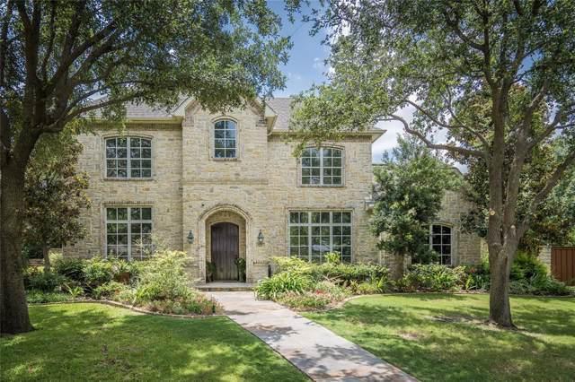 6142 Royalton Drive, Dallas, TX 75230 (MLS #14239041) :: Tenesha Lusk Realty Group